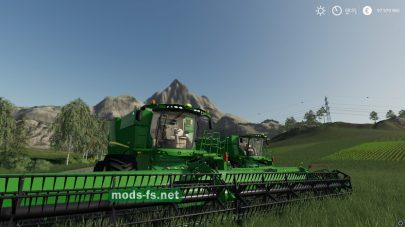 John Deere S700 Series USA для FS 2019