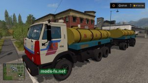 kamaz-55102 mod
