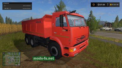 КамАЗ-65115-049-29 mod