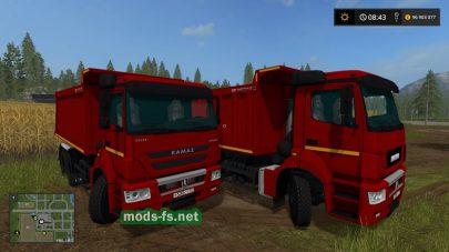 kamaz-6520 mod