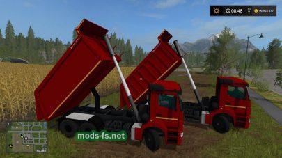 КамАЗ-6520 для FS 17