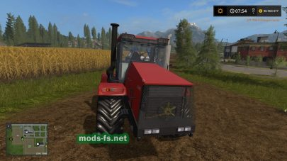 Скриншот мода «КировецK-744»