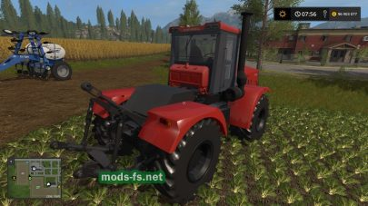 kirovec k744 mod FS 17