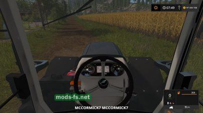 Мод трактора Landini6Series