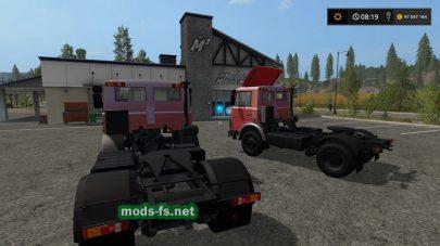 maz-5432 mod