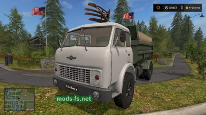 МАЗ-5549 для FS 17