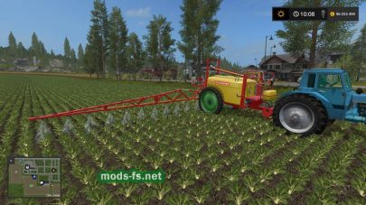 Заря ОПГ 2500-24-04Ф для Фермер Симулятор 17