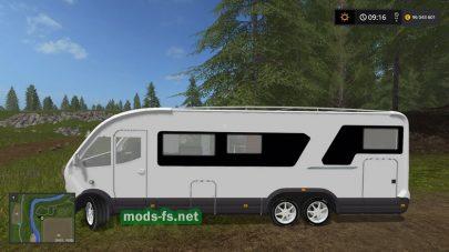 FS17 Camper Van
