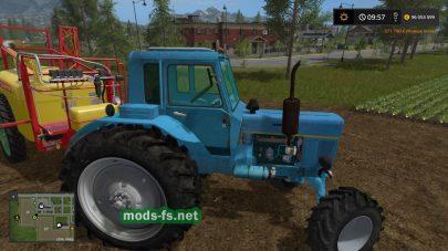 MTZ-82 в игре FS 17