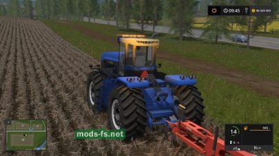 New Holland 9882 для FS 17