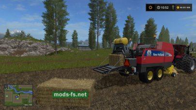 New Holland BB960A для FS 17