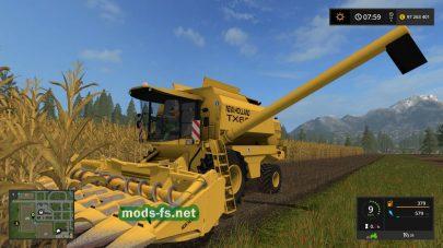 NEW HOLLAND TX 65 mod