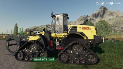 New Holland W190d FS 17