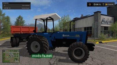 «New Holland 55 56S» mod