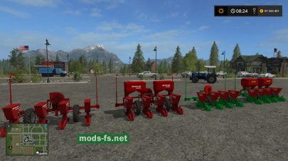 Olt And Imt Seeder Pack With Fertilizer в игре FS 2017