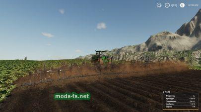 «PlowST820» для игры Farming Simulator 2019