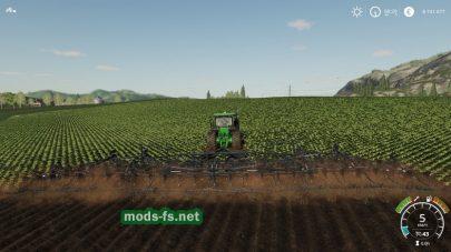 Скриншот мода «PlowST820»