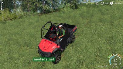 Скрипт на плавное торможение техники в игре Farming Simulator 19