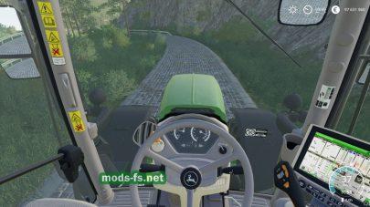 Мод скрипт на плавное торможение в Farming Simulator 19