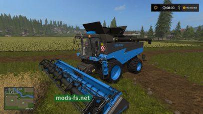 RSM Torum 760 для Farming Simulator 2017