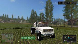 """Rustys FS Sprayer"" mod FS 17"