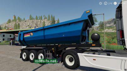 SchmitzKipperfs для Farming Simulator 2019