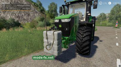 «Suer 800M» для игры Farming Simulator 2019