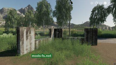 Скриншот мода «Wall Pack»