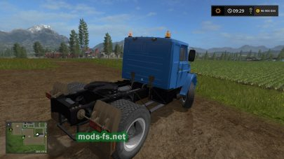 Мод ЗИЛ-4421 для Farming Simulator 2017
