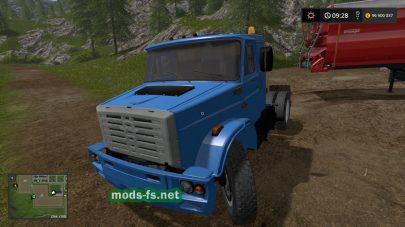 zil-4421 mod