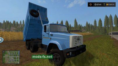 zil-4514 mod FS 17