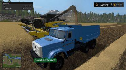 zil-4514 для Farming Simulator 2017