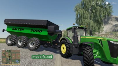 Balzer2000GrainCart mods