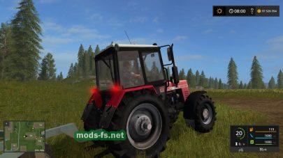 Скриншот мода «belarus-952»