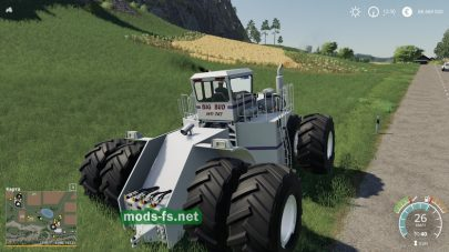Big Bud 747 для Farming Simulator 2019