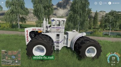 Скриншот мода «BigBud747»