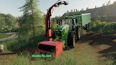 Измельчитель древесины для Farming Simulator 2019