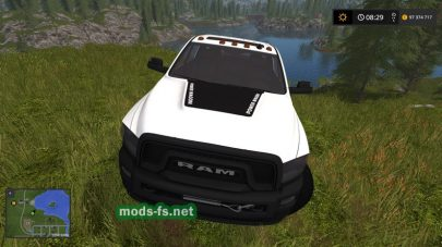 Dodge Ram 2500 Power Wagon для FS 19