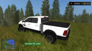 Скриншот мода DodgeRam2500