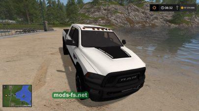 DodgeRam2500 для FS 2019