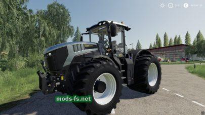 Мод трактора Fastrac8330
