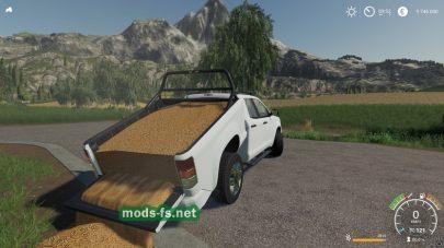 Fillable Pickup 2014 mod