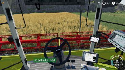 Claas Lexion 780 mods FS 19