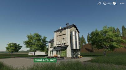 Скриншот карты «Paradise Farms»