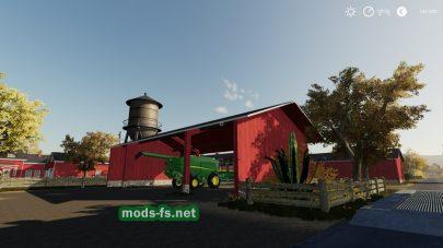 «American Outback» v3.0 для Farming Simulator 2019