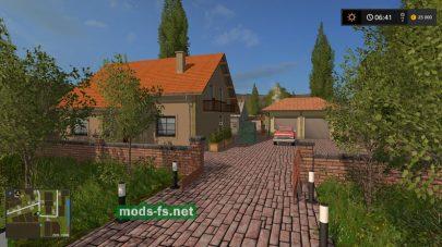 «Озерная» для Farming Simulator 2017