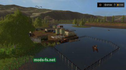 Скриншот мода «OZERNA»
