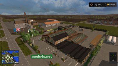 Скриншот игровой карты «MissouriRiverBottoms»