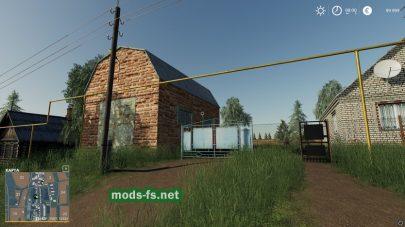 VillageYagodnoe(Ягодное) для Farming Simulator 2019