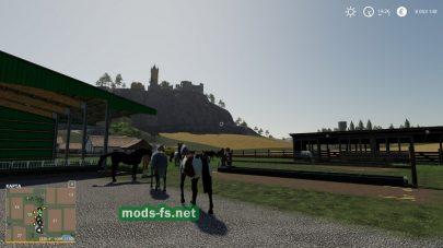 Скриншот мода Horse Stud